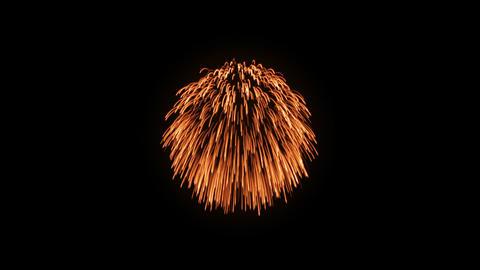 Fireworks Hanabi Ba HD Stock Video Footage