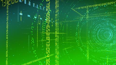Digital Data ND2 Bb HD Stock Video Footage