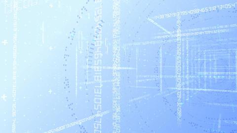 Digital Data ND2 Bd HD Stock Video Footage