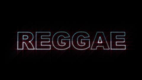 Reggae LEDS 01 Animation