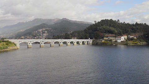 Bridge of Geres National Park Footage
