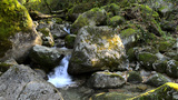 River Waterfall stock footage