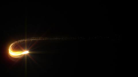 Light streaks C 1 Aa 2 HD Stock Video Footage