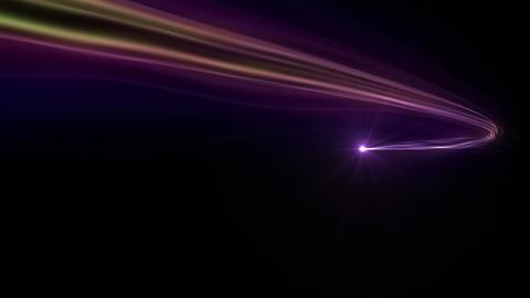 Light streaks C 1 Ba 2 HD Stock Video Footage