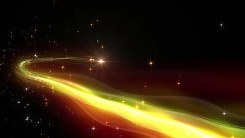 Light streaks C 2 Ab 2 HD Stock Video Footage