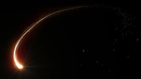 Light streaks D 1 Aa 2 HD Stock Video Footage
