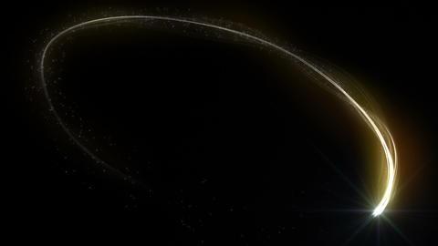 Light streaks D 2 Ab 2 HD Stock Video Footage