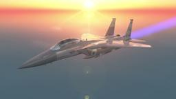 戦闘機 Animation