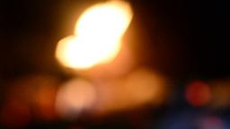 Blur fire Stock Video Footage