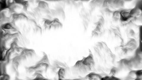 Ink Cloud Stock Video Footage