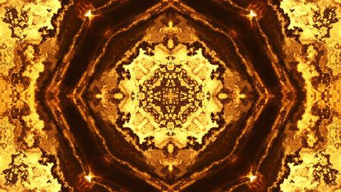 Mandala Background Design Animation