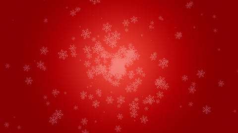 Merry Christmas (In French) Stock Video Footage
