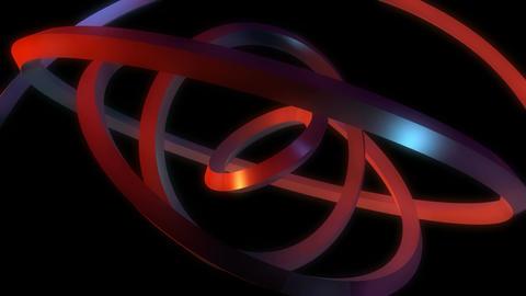 ring orbit space Stock Video Footage