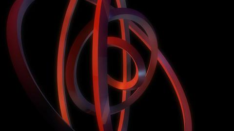 ring orbit space Animation