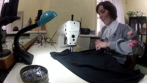 Sewing machine Footage