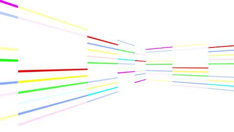 Neon tube R b C 3 HD Stock Video Footage