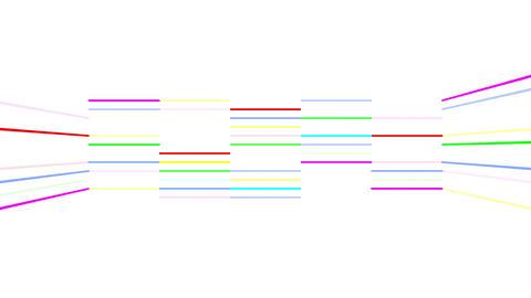 Neon tube R b D 3 HD Animation
