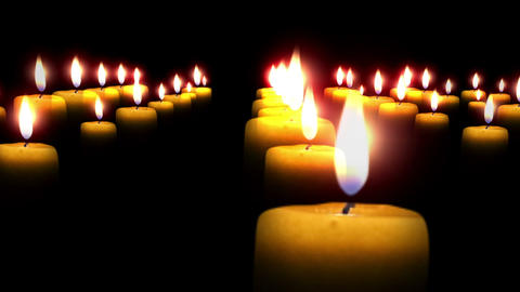 Candles Animation