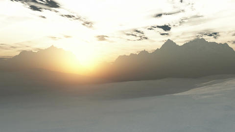 Antarctica 1 Stock Video Footage