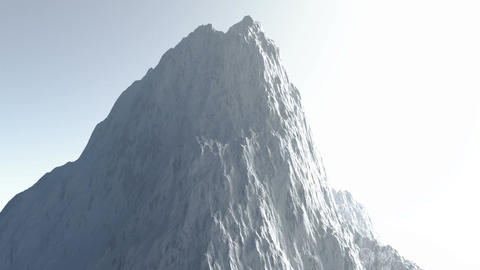 Deadly Mountain 1 Stock Video Footage