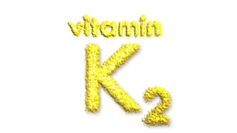 K2 Vitamin Stock Video Footage