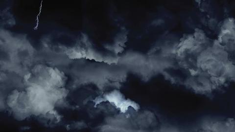 Super Storm CG動画素材