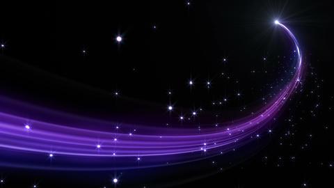 Light streaks F 1 Ab HD Stock Video Footage