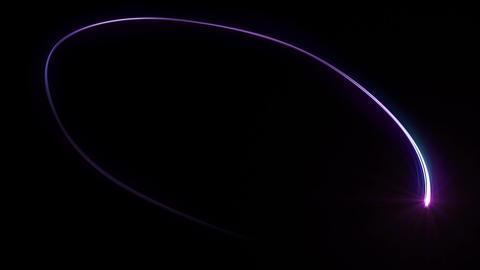 Light streaks F 2 Aa HD Stock Video Footage