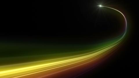 Light streaks F 2 Ab HD Stock Video Footage