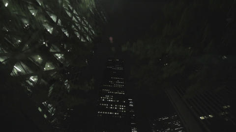 tokyo_night_01 Stock Video Footage