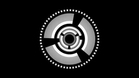 energetic machine gear Stock Video Footage