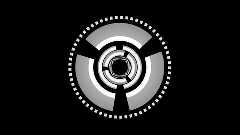 energetic machine gear Animation