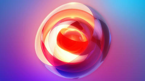 sphere shell orbits Animation