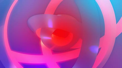 retro orbital rings Stock Video Footage