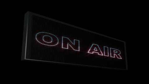 On Air LEDS 03 Animation