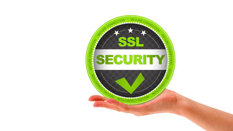 SSL Security Stock Video Footage