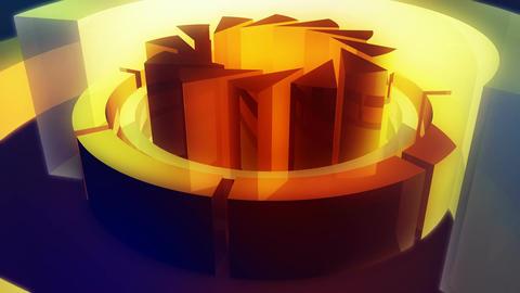 burn blurry reactor Stock Video Footage
