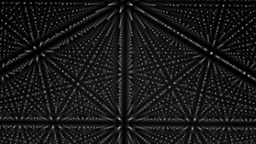 Loopable black and white abstract background Stock Video Footage