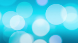 Loopable blue soft abstract background Stock Video Footage