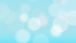 Loopable light blue soft abstract background Animation