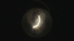 Light bulb on off Stock Video Footage
