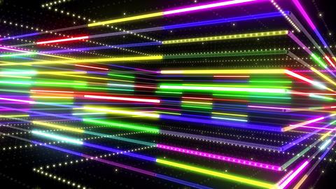 Neon tube R b A 5 HD CG動画
