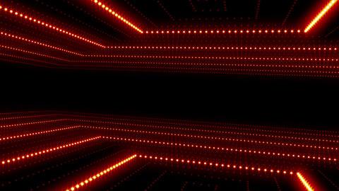Neon tube R b A Bb HD Stock Video Footage