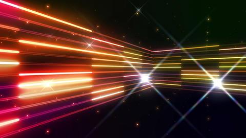 Neon tube R b C 5 HD 動画素材, ムービー映像素材