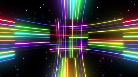 Neon tube R c D 5 HD CG動画