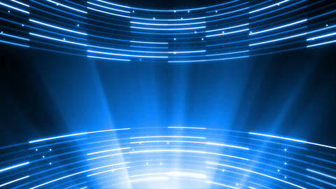 Neon tube R c E 5 HD Stock Video Footage