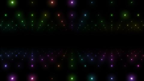 Neon tube R b D Bb HD Stock Video Footage