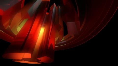 bottom reactor glass Stock Video Footage