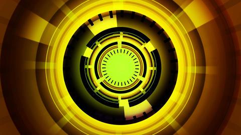 spinning retro compass Stock Video Footage