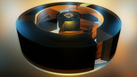 spinning rotor tubes Animation